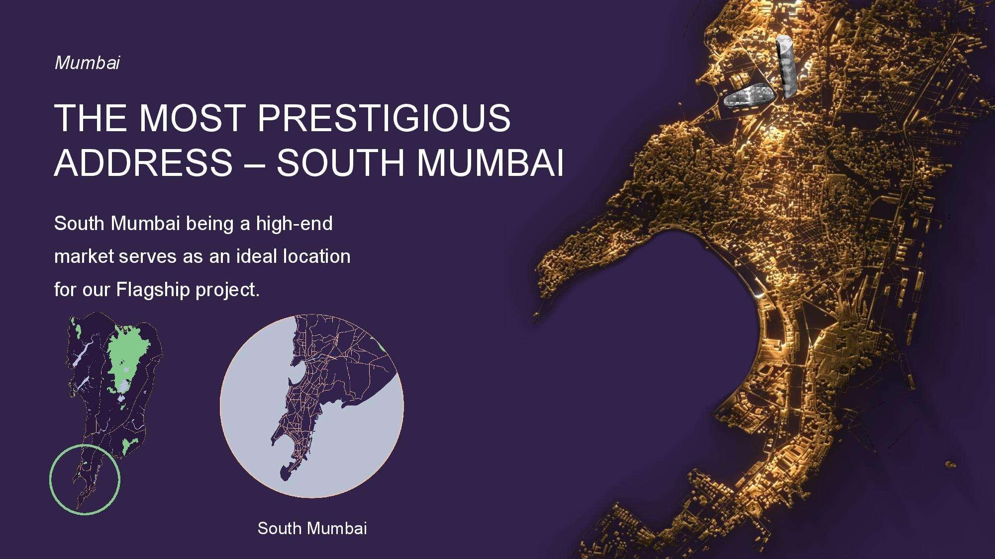 SOUTH MUMBAI Piramal Mahalaxmi Mumbai project Call 9958959555