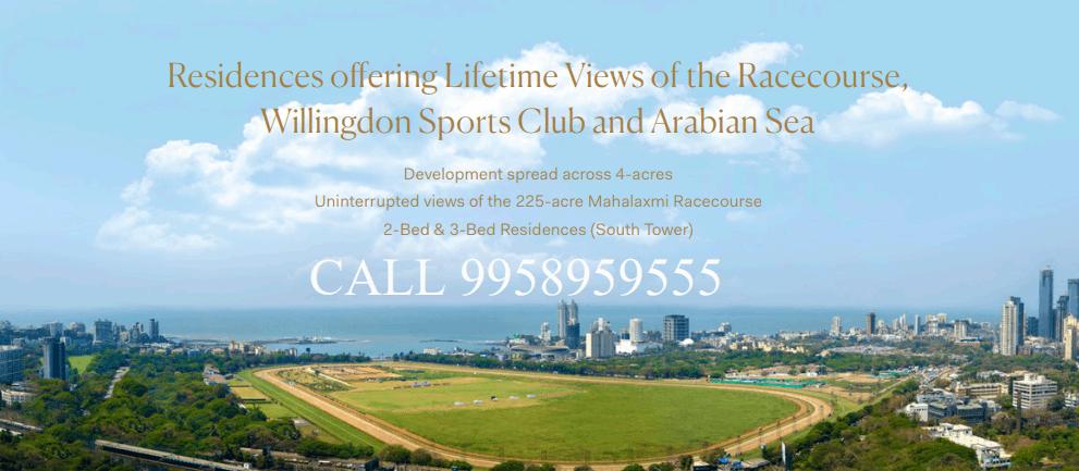 Piramal Mahalaxmi Mumbai project south tower Call 9958959555