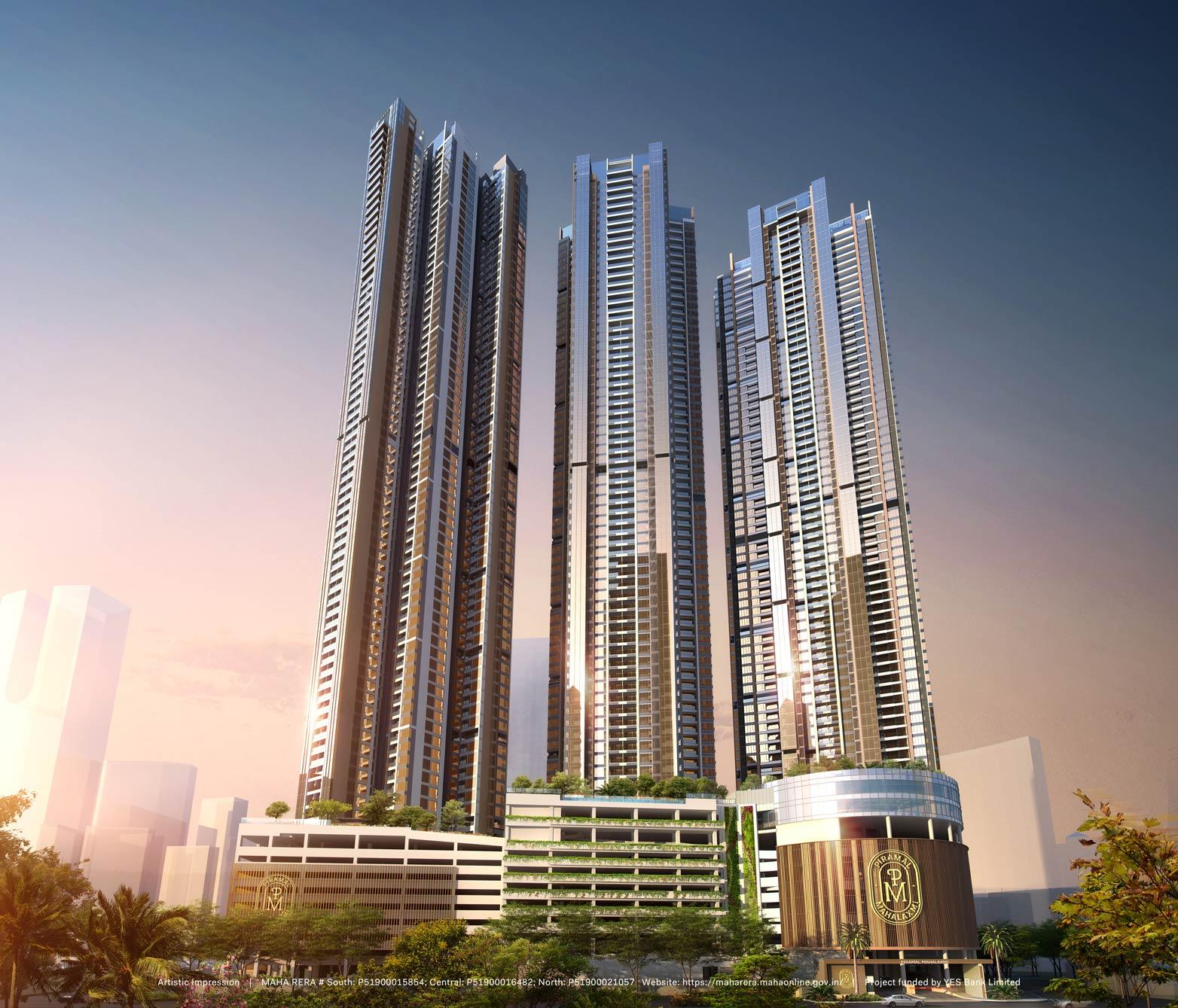 Piramal Realty launches Tower III North Tower at Piramal Mahalaxmi South Mumbai
